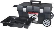 """Rollwagen Werkzeugkoffer Werkzeugkiste Wheelbox Stuff Basic Alu 26"""" Neuheit"""