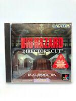 Sony PS1 PLAYSTATION - Biohazard Director's Cut - Version Japon