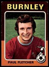 B2 Topps Foootball 1975 Red//Grey Asa Hartford Manchester City No 140