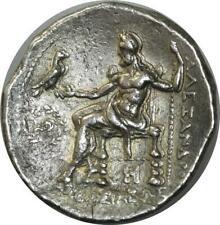 T7772 Rare MACEDONIAN Alexander III 336-323 Tetradrachm