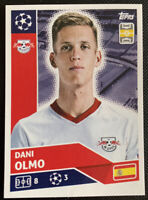 2020/21 Topps Champions League Sticker DANI OLMO Leipzig #RBL15 INVEST