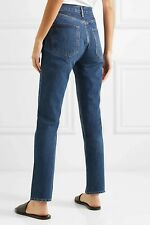 "AGOLDE ""Remy"" High Rise Straight Leg Jean (25) NEW $355"