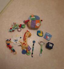 Babyspielzeug - 10 Teile -