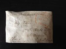 CHARLES BUNBURY - M.P. AND SUCCESSFUL RACEHORSE OWNER - SIGNED ENVELOPE FRONT