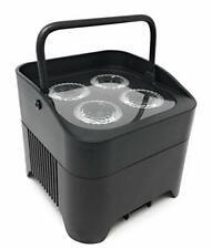 JMAZ Mad Par Hex 4S Battery-Powered Wireless 4x12W RGBWA+UV LED Uplight Par Can