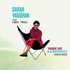 Sarah Vaughan - Swingin Easy / At Mister Kelly's Complete Edition [New CD] Spain