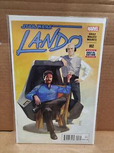 Lando #2 1st Appearance Bounty Hunter Chanath Cha Marvel Comics
