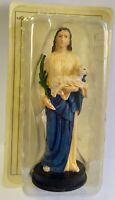 """Saints and Blesseds Saint Agnes 5"""" Figure Statue"""