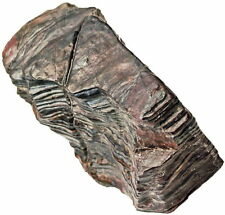 Banded Iron - Magnetite Hematite & Jasper Display Mineral - 396 Grams - BIF098