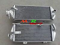 aluminum radiator for HONDA CRF250R CRF 250R 2014 2015 L&R new
