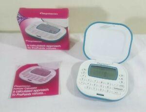 Weight Watchers Pro Points Plan Calculator Blue