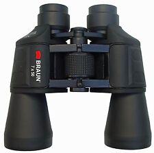 Braun Binoculares 7x50 con Funda y Correas tirantes nuevo y emb. orig.