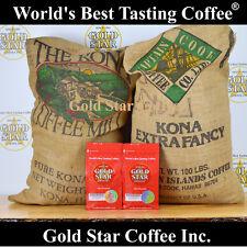 World's Best Tasting Coffee from Gold Star - 2 lb Hawaii Hawaiian Kona Fancy