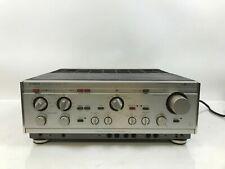 LUXMAN L-550 Integrated Amplifier