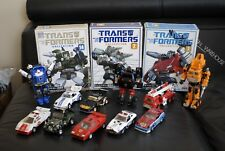 Transformers G1 Vintage Special collection of 11,Very Rare Must See