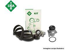 Kit Distribuzione + Pompa Acqua INA Daewoo chevrolet Matiz Spark 800cc LPG GPL