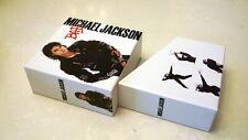 Michael Jackson Bad  PROMO EMPTY BOX for jewel case, japan mini lp cd
