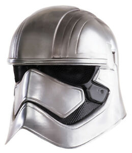 Child CAPTAIN PHASMA Star Wars: The Force Awakens Full Helmet Licensed