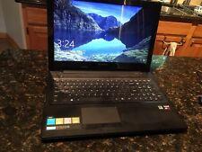 black, lenovo g50-45 laptop, 6 gb,AMD A8-6410 APU/ AMD Radeon R5, Graphic 2.00.