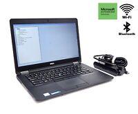 """Dell Latitude Ultrabook E7470 14"""" Core i5-6300U 2.4GHz 128GB SSD 8GB RAM NO OS *"""