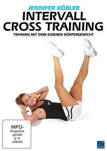 Intervall Cross Training - Training mit dem eigenen Körpergewicht [DVD/NEU/OVP]