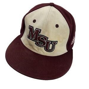 MSU Missouri State Bears Ball Cap Hat Fitted 7 1/2 Baseball