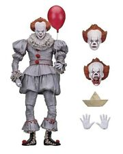 Stephen Kings Es Pennywise Action Film Figur Horror Killer Sammler Clown Figuren