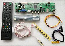 New LCD Controller Driver Board for LP154W01-A1 TV+HDMI+VGA+CVBS+USB T.VST56