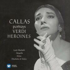 CD de musique en album opéra Maria Callas