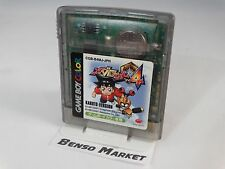 MEDAROT 4 KABUTO VERSION - NINTENDO GAME BOY COLOR GBC e GBA JAP JP GCB-B4MJ-JPN