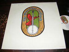 THE BLUEGRASS CARDINALS 1976 Briar Records Country Bluegrass Rarity LP Californa