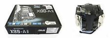 ASUS X99-A II LGA 2011-v3 Intel X99 ATX Motherboard + CPU Heatsink/Fan V8 GTS