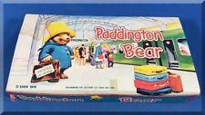 "1978 MINIATURE EDEN 2 3/4"" PADDINGTON BEAR WITH SUITCASE MADE IN HONG KONG NEW"