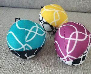 Genuine / Authentic 4MOMS mamaRoo Replacement Toy Balls 3 ct Fit All Models~NEW!
