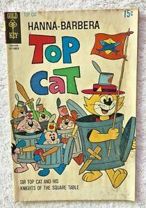 Hanna-Barbera TOP CAT Comic Book #31 ~1970