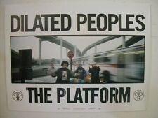 Dilated Peoples Promo poster The