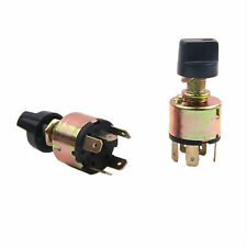 Rotary 4 Position 3 Speeds/Way Selector Switch