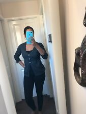 Cashmere Cardigan Size 14 Goregous Grey Jumper F&F