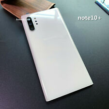 For Samsung Galaxy Note10+ Plus OEM Battery Back Glass Cover Replace+Camera Lens