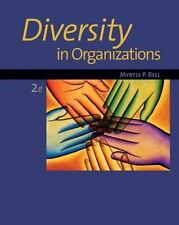Diversity in Organizations by Myrtle P. Bell (2011, Hardcover)