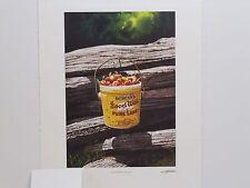 """Bob Timberlake """"Good Will Cherries"""" S/N below issue price"""