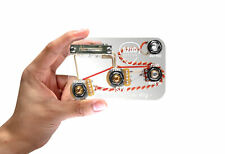 920D Custom S7W Upgraded 7 Way Wiring Harness Mod for S Style Guitars
