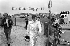 Jochen Rindt Gold Leaf Team Lotus Dutch Grand Prix 1969 Photograph