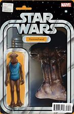 STAR WARS #14, ACTION FIGURE VARIANT, New, First print, Marvel Comics (2015)