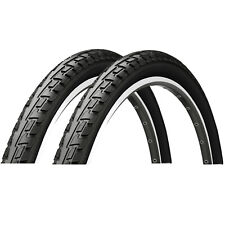 2x Continental Tour Ride Bike Tyre Cycle 700 X 42c Road Touring 1 Pair