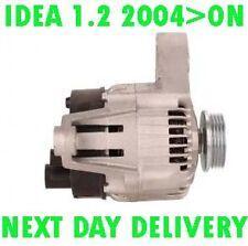 FIAT IDEA 1.2 2004 2005 2006 2007 2008 2009 2010 2011 2012 > on ALTERNATOR