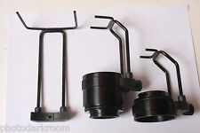 Assorted Extension Tubes with Arms for Underwater Use - USED F16