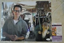 JJ Abrams Signed 'Star Wars' 11x14 w/ JSA COA #M93335 The Force Awakens J.J.