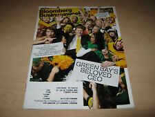 Bloomberg Businessweek Green Bay's Beloved CEO October 24-30, 2011 Sports Issue