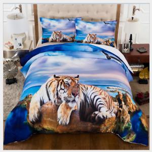 Home textile bedding-purple forest skull Bedding Set /Duvet Cover+2 Pillowcases